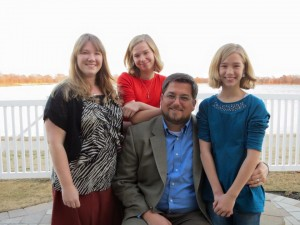 Welcome Pastor Lee Dodd!